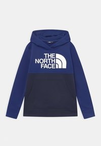 The North Face - SURGENT BLOCK HOODIE UNISEX - Hoodie - blue - 0