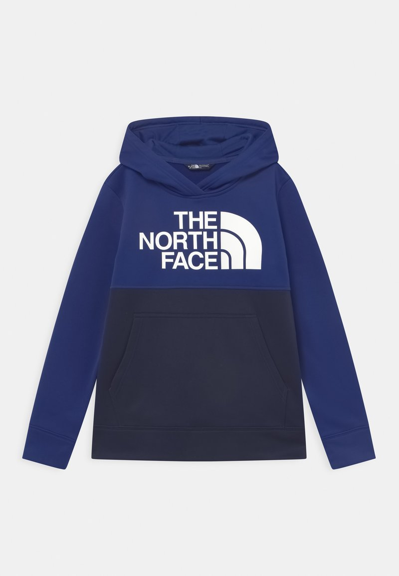 The North Face - SURGENT BLOCK HOODIE UNISEX - Hoodie - blue