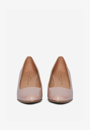 COMFORT DREAMING COURT - Wedges - pink