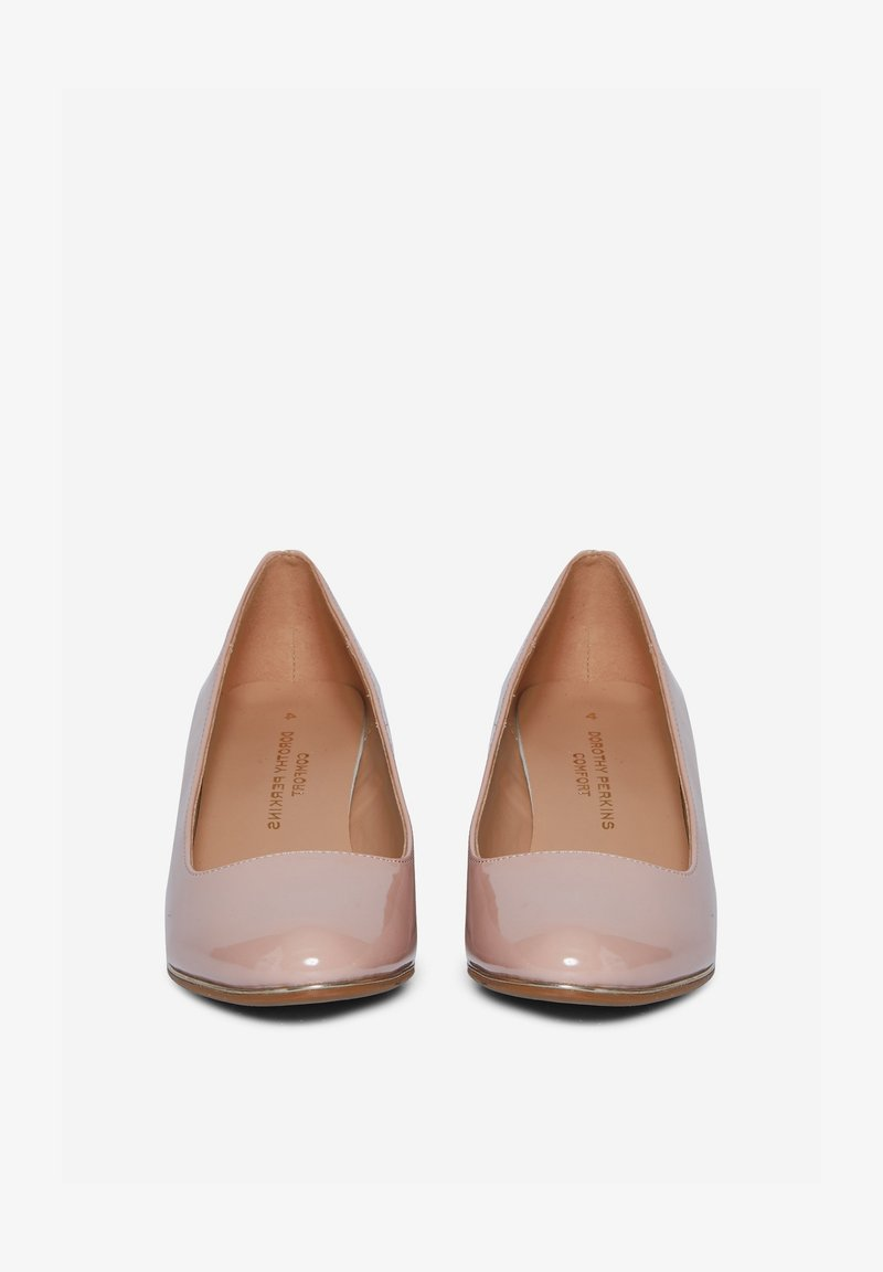 Dorothy Perkins - COMFORT DREAMING COURT - Wedges - pink