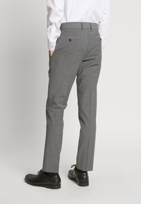 Esprit Collection - TROPICAL SUIT - Oblek - light grey - 4