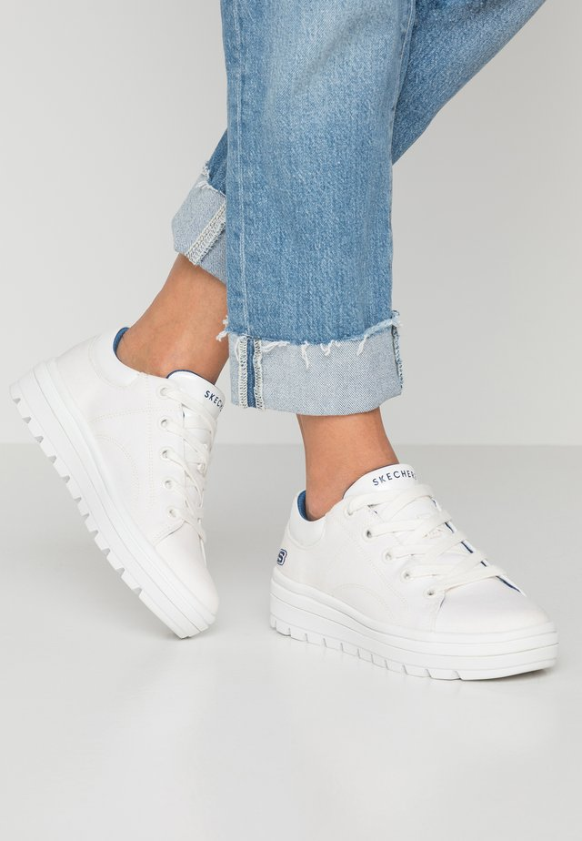 STREET CLEATS - Sneakers laag - white