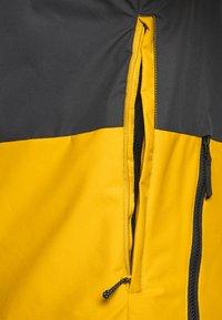 COLOURWEAR - BLOCK JACKET - Snowboard jacket - yellow - 9