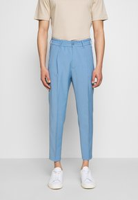 DRYKORN - CHASY - Suit trousers - blue - 0