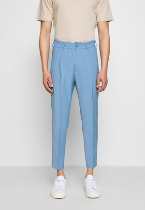 CHASY - Suit trousers - blue