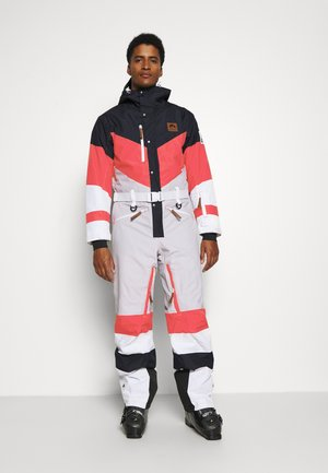 FRANK THE TANK  - Snow pants - white
