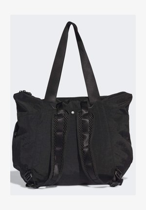 TOTE BAG - Skulderveske - black