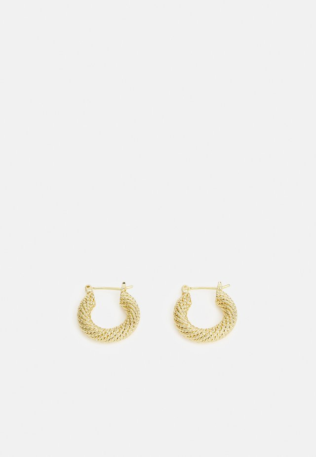 SHANTAL EARRING - Korvakorut - gold-coloured
