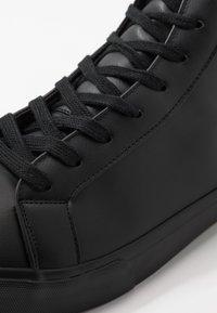 Pier One - Zapatillas altas - black - 5