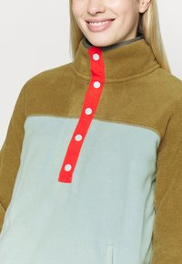 Burton - HEARTH - Sweat polaire - martini/ethrbl - 5