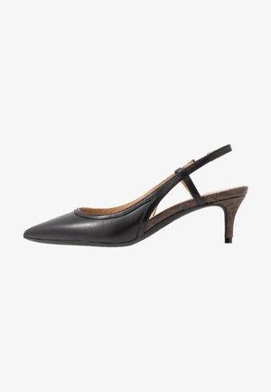 NORA SLING - Classic heels - black