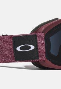 Oakley - FRAME 2.0 PRO XL UNISEX - Laskettelulasit - dark grey/persimmon - 5
