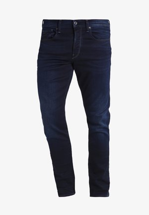 3301 TAPERED - Relaxed fit -farkut - dark-blue denim