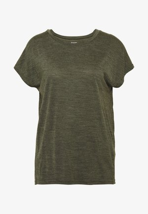 ACTIVIST TEE - T-shirts - willow green