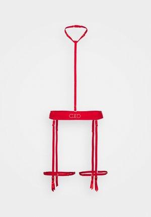 ORION SUSPENDER HARNESS - Suspenders - red