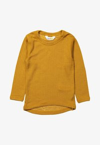 Joha - Long sleeved top - curry - 0