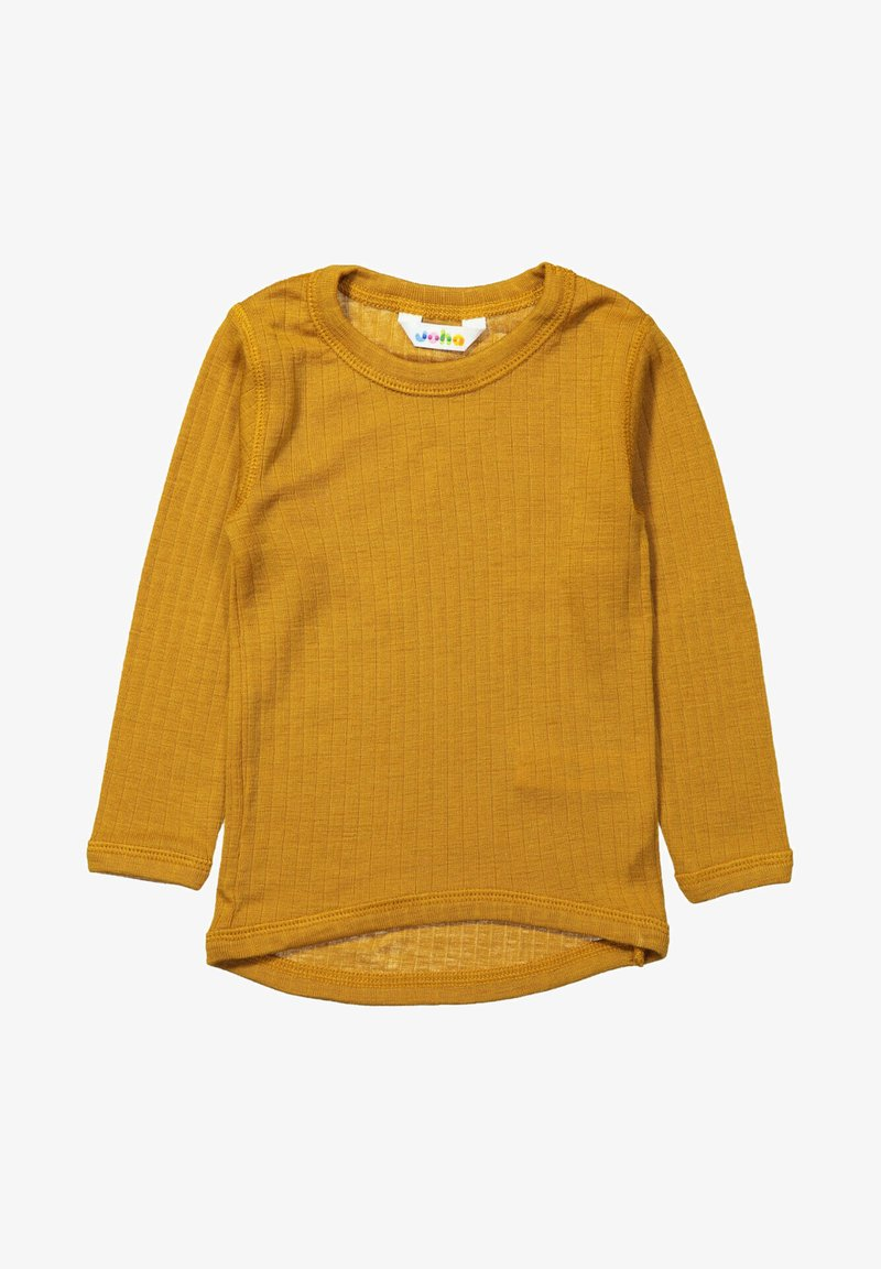 Joha - Long sleeved top - curry