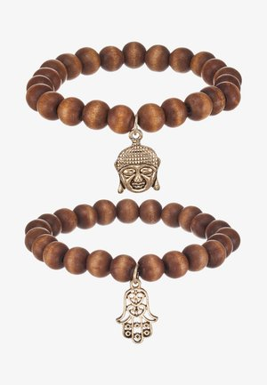 QILISSI - Bracelet - brown