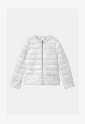 PADDED - Lehká bunda - bright white