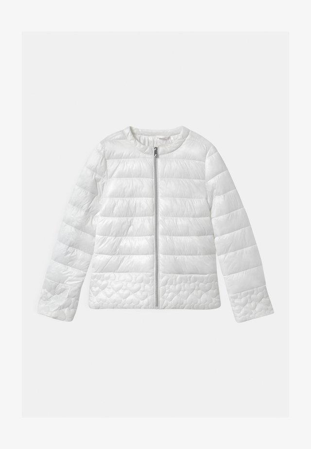 PADDED - Lett jakke - bright white