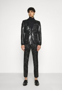 Twisted Tailor - FLEETWOOD SUIT - Completo - black - 0