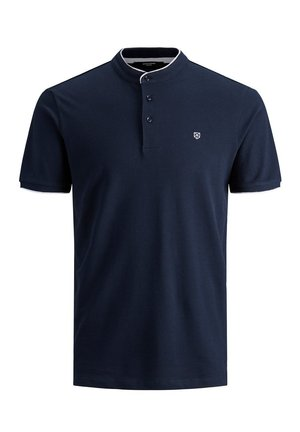 JPRAXEL MAO - Basic T-shirt - navy blazer