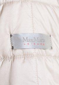 Max Mara Leisure - PITTORE - Winter jacket - platino - 8