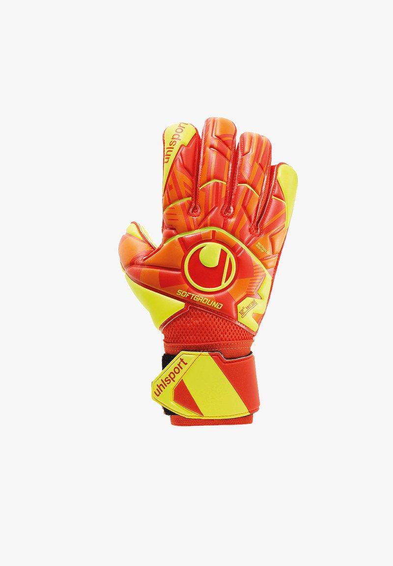 Uhlsport - IMPULSE  - Goalkeeping gloves - orangegelb