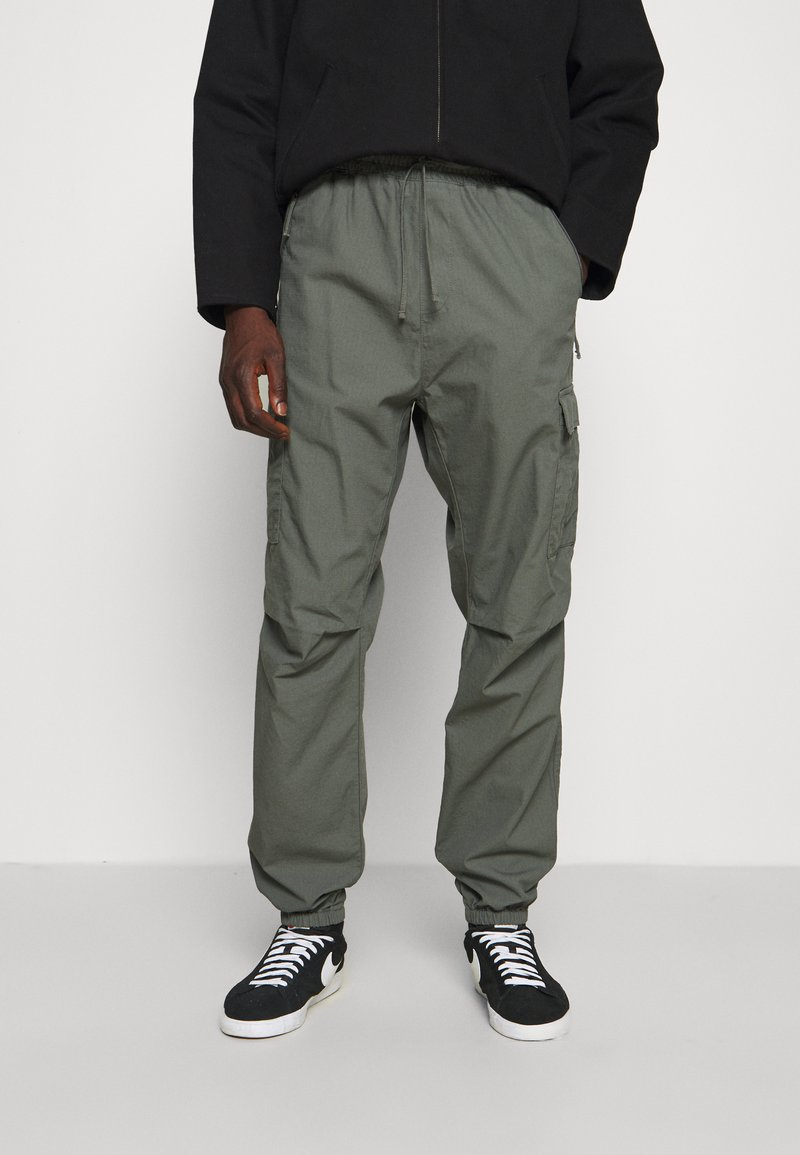 Carhartt WIP - JOGGER COLUMBIA - Cargo trousers - thyme rinsed