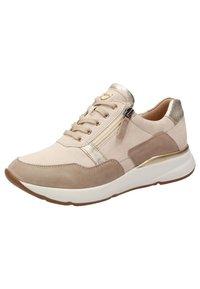 Sioux - Sneakers laag - beige - 1