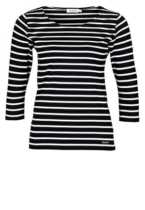 CAP COZ MARINIÈRE - Long sleeved top - blanc/braise