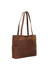 Harold's - Tote bag - brown - 2