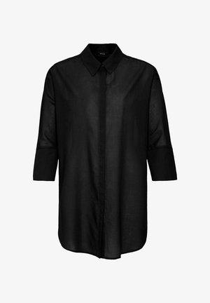 FRITZI - Koszula - schwarz