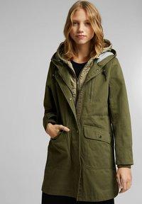 edc by Esprit - Winter jacket - khaki green - 0