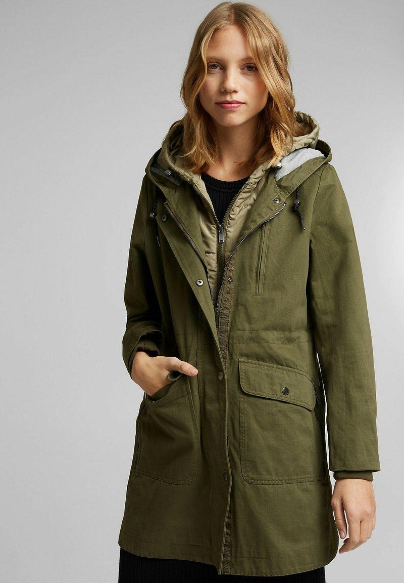 edc by Esprit - Winter jacket - khaki green