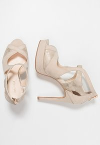 Anna Field - High heeled sandals - beige - 3