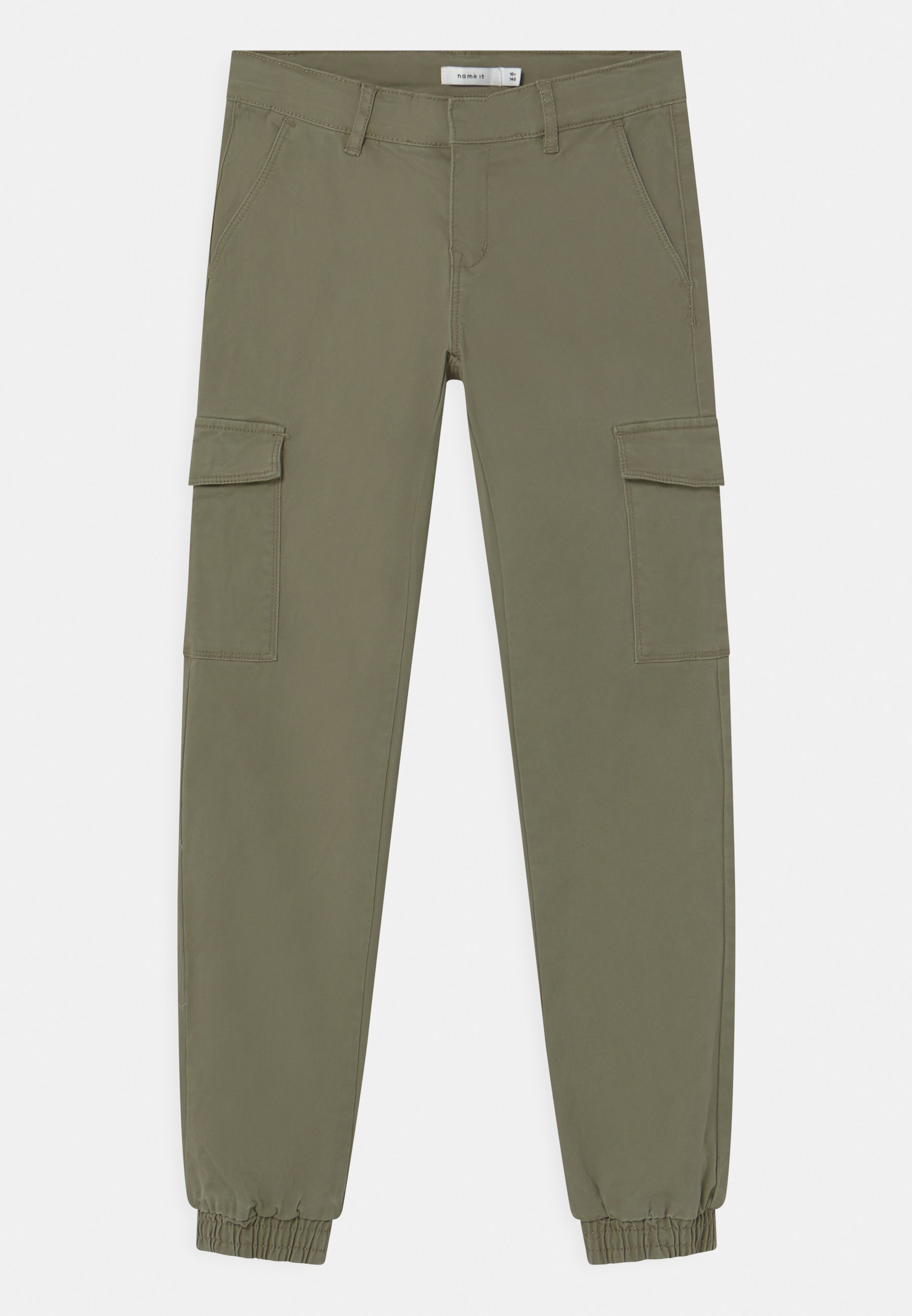 Kids NKFSEA TWITHILSES ANCLE - Cargo trousers