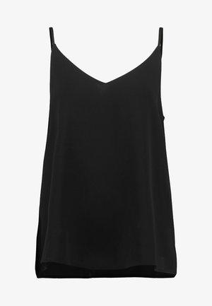 ASTRID CAMI - Top - black