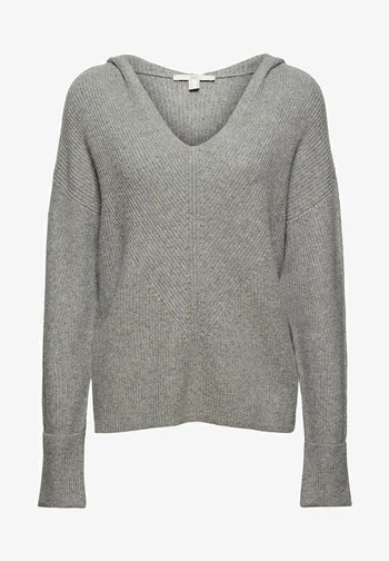MIT - Hoodie - medium grey