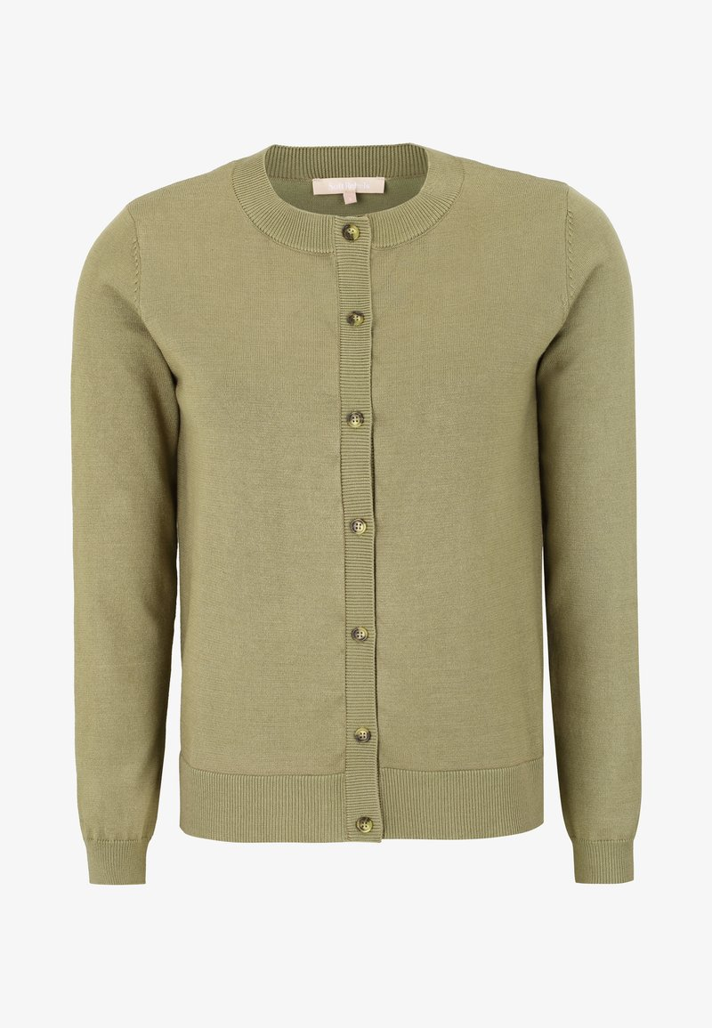 Soft Rebels - Long sleeved top - covert green