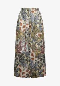 Esprit - Maxi skirt - turquoise - 4