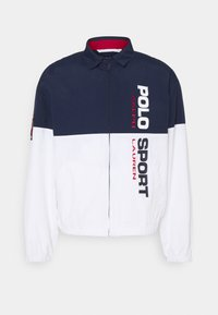Polo Ralph Lauren - FREESTYLE CLASSIC - Summer jacket - pure white/multi - 0