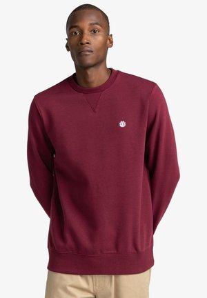 CORNELL  - Sweatshirt - vintage red
