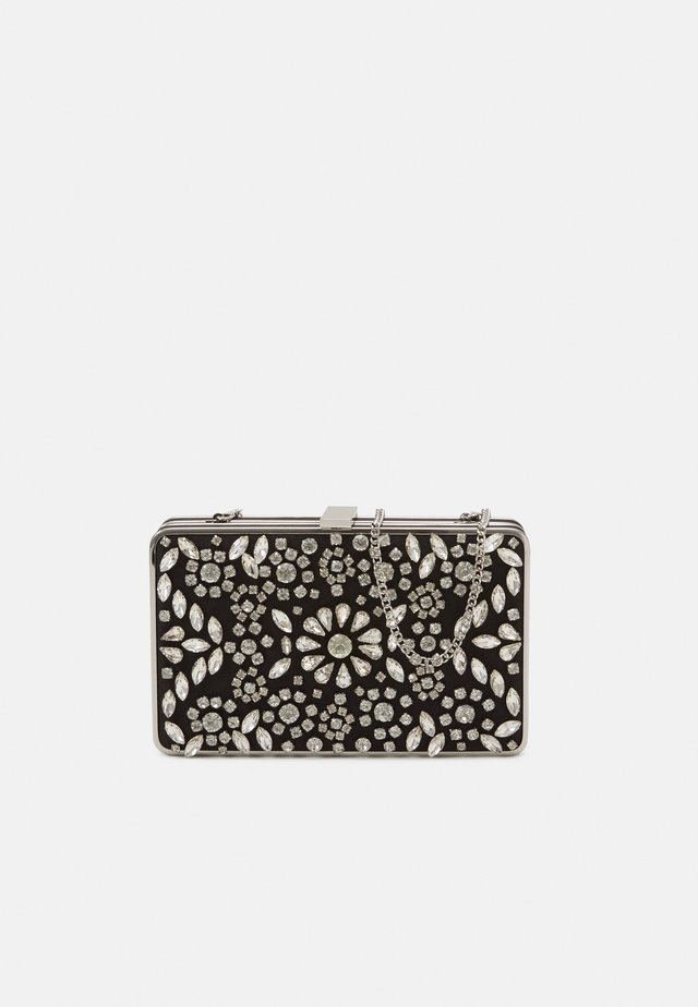 EMBELISHED - Clutch - black