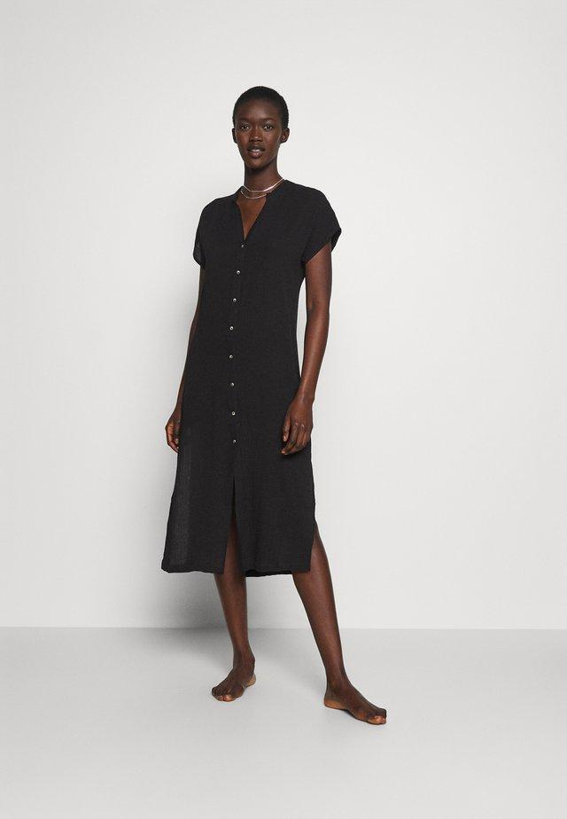 THRIFT SHOP DOUBLE CLOTH COVERUP - Doplňky na pláž - black