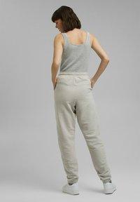 edc by Esprit - Tracksuit bottoms - light grey - 2