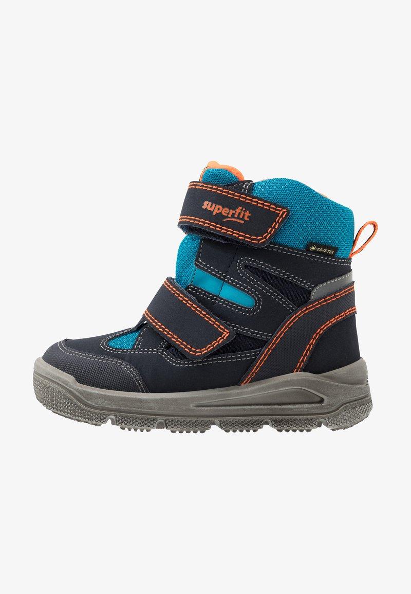 Superfit - MARS - Winter boots - blau