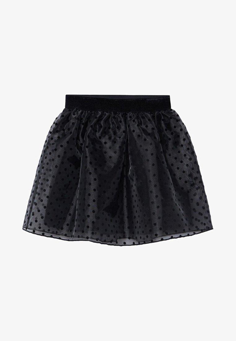 Mango - DALLAS - A-line skirt - noir