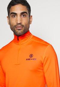 Bogner Fire + Ice - PASCAL - T-shirt à manches longues - orange - 4
