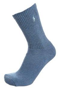 Polo Ralph Lauren - CREW 3 PACK - Socks - denim - 2